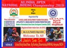 All India Open National Championship-2019